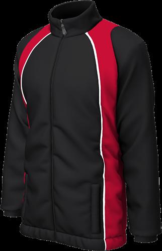 RugBee SHOWERPROOF JCKT NAVY/RED Medium