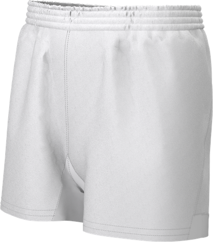 PRO RUGBY SHORT WHITE