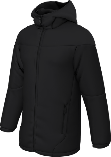 CONTOURED THERMAL JACKET BLACK 2XL