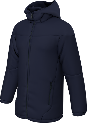 RugBee CONTOURED THERMAL JACKET NAVY 2XL