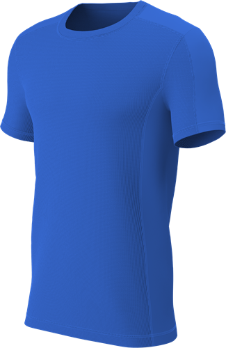 RugBee TECH TEE CREW NECK ROYAL YOUTH Small