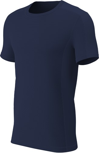 RugBee TECH TEE CREW NECK NAVY Large