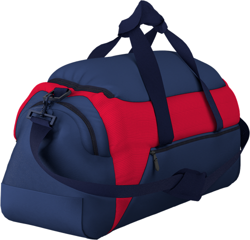 MATCHDAY HOLDALL BAG NAVY/RED