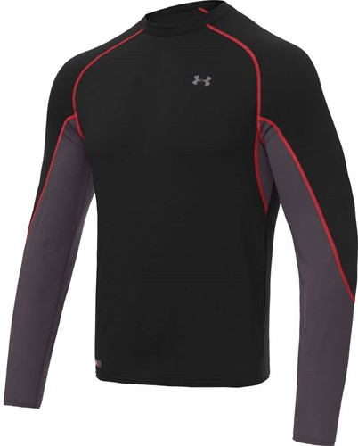 Under Armour Base Layer Cold , keeps you warm  Zwart - L