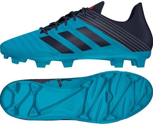 Adidas Malice FG blades bestel 1 maat groter dan normaal  blauw - 42 2/3