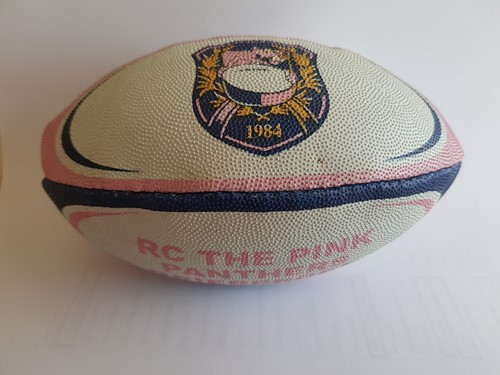 Pink Panthers mini bal