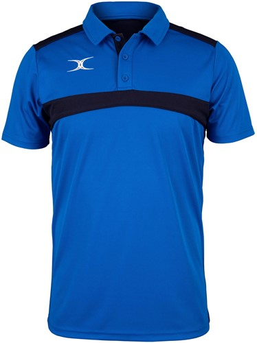 Gilbert POLO PHOTON RYL/D NVY XS