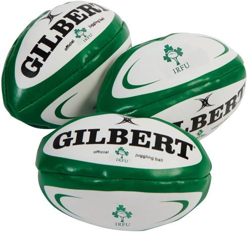 Bal jongleren in Ierland (3)