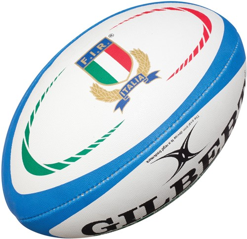 Bal supporter italia maat 5