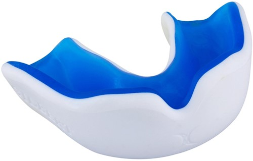 Mondguard x gel plus wit / blauwe senior