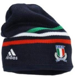 Adidas rugby supporter muts Italia