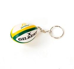 Gilbert rugbybal sleutelhanger Australia