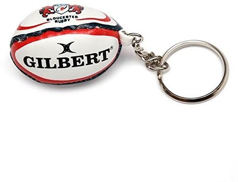 Gilbert Ball Keyring Gloucester