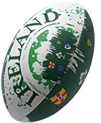 Gilbert Ball Flag Ireland Sz 5