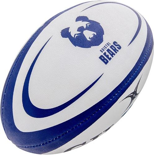 Gilbert rugbybal REPLICA BRISTOL - Midi 24cm
