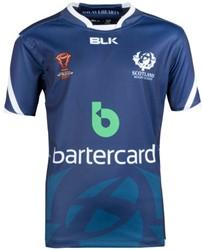 Scotland RLWC Kids S/S Rugby Shirt maat 128