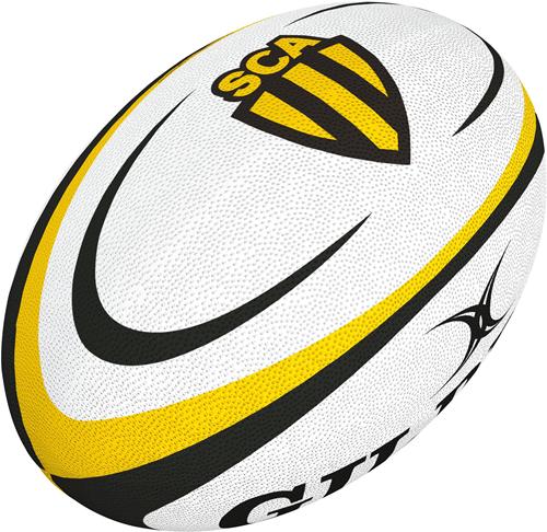 Gilbert rugbybal REPLICA ALBI - Mini 15cm