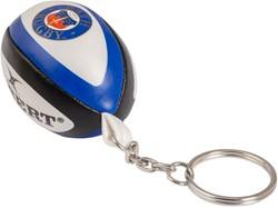 Gilbert rugbybal sleutelhanger Bath