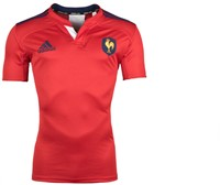 France Authentic S/S Rugby Training Shirt