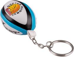 Gilbert rugbybal sleutelhanger Exeter