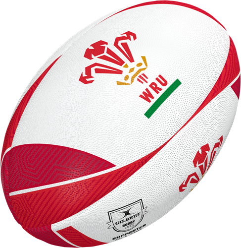 Bal supporter wales maat 5