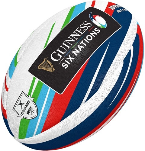 Bal Supporter 6 Nations Guinness Maat 5