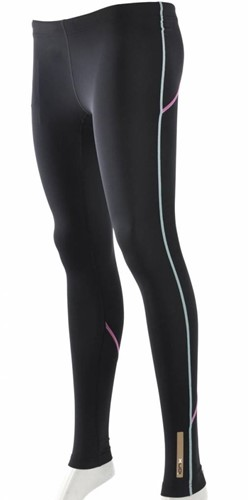 Canterbury dames compressie tight fit broek  bestel 2 maten groter Zwart - XS