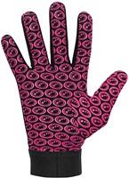 Optimum rugbyhandschoenen Zwart / Roze L-3
