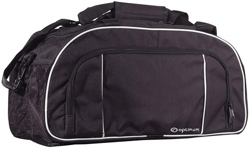 Optimum rugbytas Holdall Zwart / Wit Senior