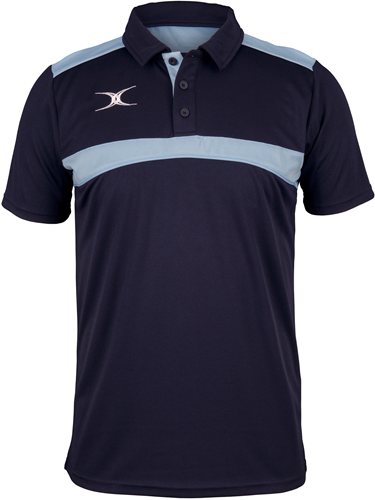 Gilbert POLO PHOTON D NVY/SKY M