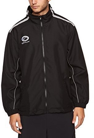 Optimum Rugby Trainingsjack zwart  Zwart - 164