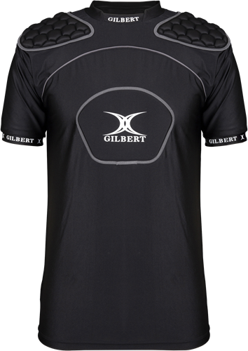 Gilbert B/ARM ATOMIC V3 BLACK/CHA 2XL
