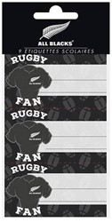 All Blacks All Blacks Stickers (9stuks) Default