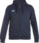 CANTERBURY CANTERBURY FULL ZIPHOODY - NAVY/NORSE BLUE