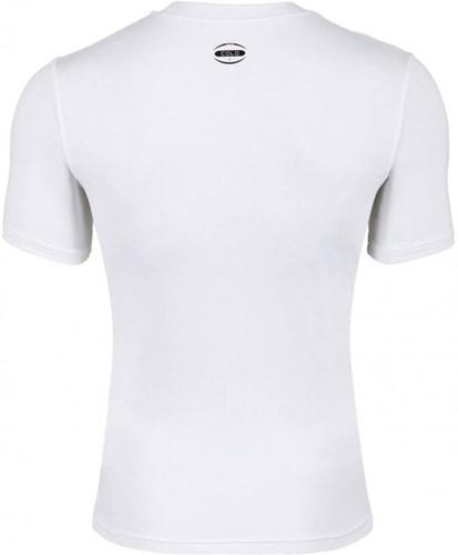 Canterbury Basic short sleeve   Wit - XXXL