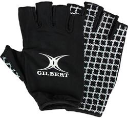 Gilbert Rugby handschoenen  Zwart - S