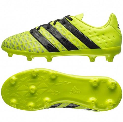 Adidas Ace 16.1 FG J  Groen - 38
