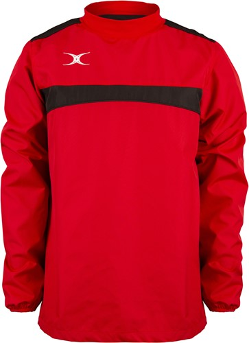 Gilbert JACK PHOTON WARM UP ROOD/ZWART