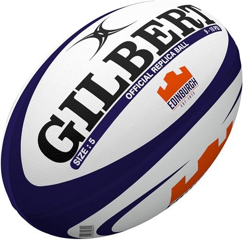 Gilbert rugbybal REPLICA EDINBURGH - Mini 15cm