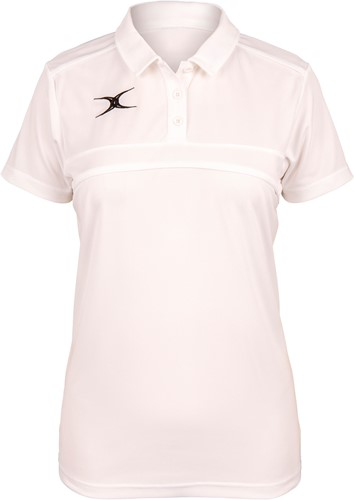 Gilbert POLO PHOTON DAMES WIT