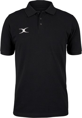 Gilbert POLO QUEST ZWART