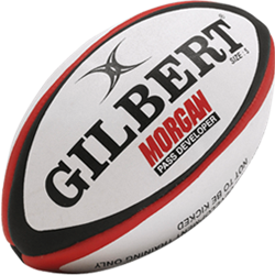 Gilbert rugbybal Morgan Pass Developer maat 4