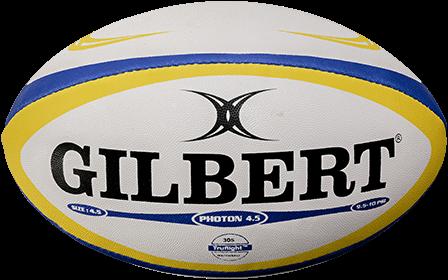 Gilbert rugbybal Photon 4.5 Match maat 4.5-1