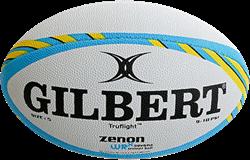 Gilbert rugbybal Zenon Wrx 7S Trainer - maat 5