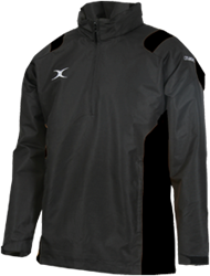 Gilbert rugby jacket Revolution Half Zip