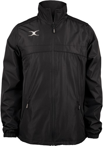 Gilbert JACK PHOTON FULL ZIP ZWART