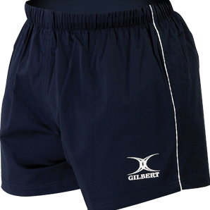 Gilbert Shorts Match Navy Xs