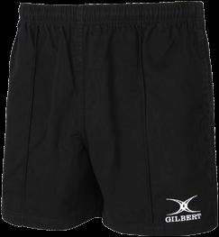 Gilbert SHORTS KIWI PRO BLACK 9-10