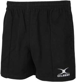 Gilbert SHORTS KIWI PRO BLACK XS