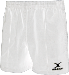 Gilbert SHORTS KIWI PRO WHITE 5-6